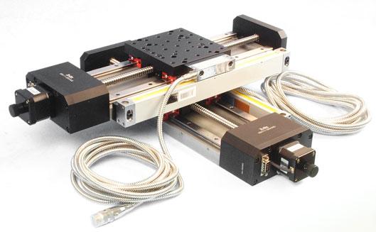 Ksa050 11 X High Precision Stepper Motor Linear Stages