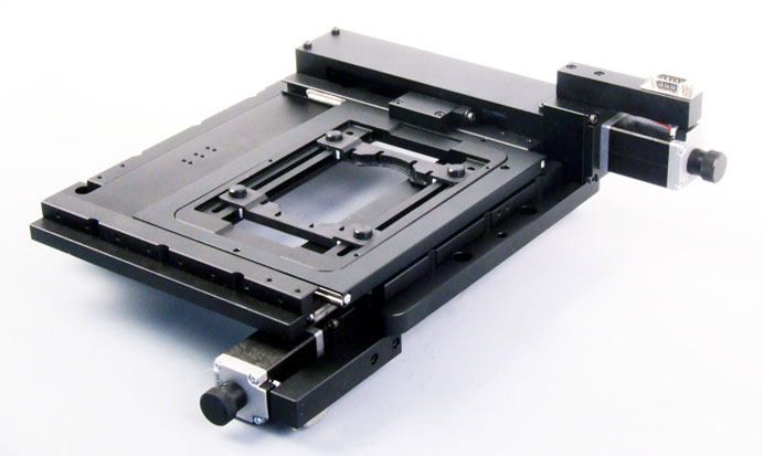 Stepper Motor High Precision Motorized Linear Stage Application For Microscopy Zolix Instruments