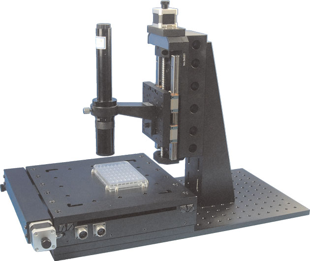 Stepper Motor High Precision Motorized Linear Stage