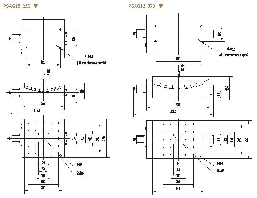 High Precision Motorized Goniometers Zolix Instruments Co Ltd