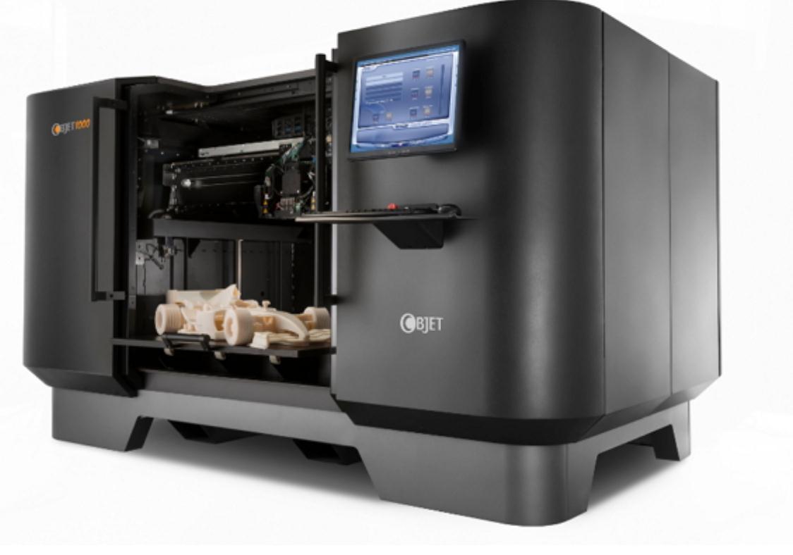 卓立光机产品在3d打印设备中的应用